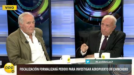 Lombardi y 'Vitocho' discutieron y rompieron en vivo su amistad de 50 años