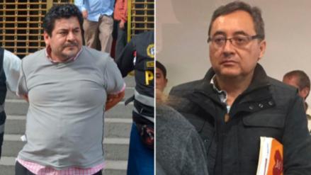 Poder Judicial ordenó embargo de bienes de Jorge Cuba y Edwin Luyo