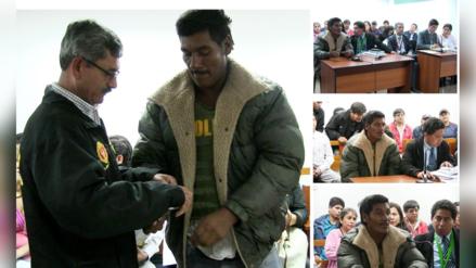 Cajamarca: prisión preventiva para chofer que causó muerte de cuatro personas