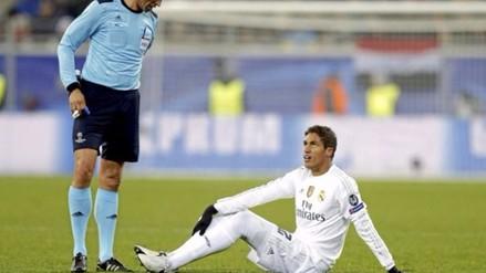Raphael Varane se lesionó y asusta a todo el Real Madrid