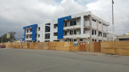 Dos colegios iniciarán labores en aulas prefabricadas e instalaciones prestadas