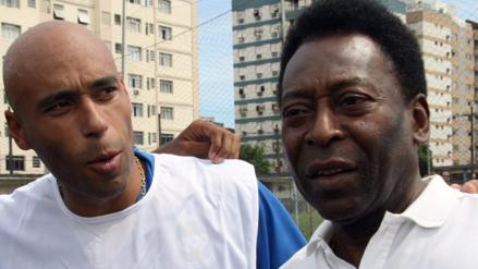 Hijo de Pelé irá a prisión por lavado de dinero