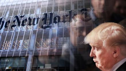 """The New York Times lanza spot sobre """"la verdad"""" en los Oscar en respuesta a Trump"""