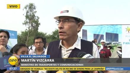 Vizcarra denunciará ante Ética a Víctor Andrés García Belaunde