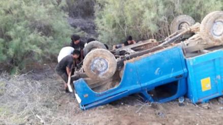 Joven continúa desaparecido en el río Piura