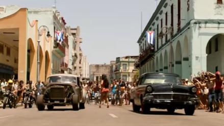 Lo nuevo de 'Rápidos y furiosos': una vista de Cuba y la música de J Balvin