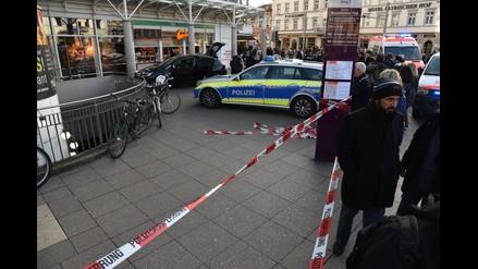 Video | Sujeto atropella a peatones en Alemania y deja un muerto
