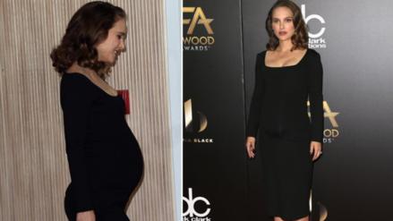Natalie Portman no asistirá a los Premios Oscar