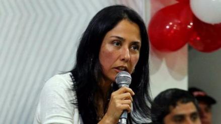 Nadine Heredia niega haber recibido fondos de Odebrecht para campaña