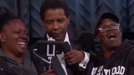 Video | Denzel Washington 'casó' en vivo a una pareja en los Oscar 2017