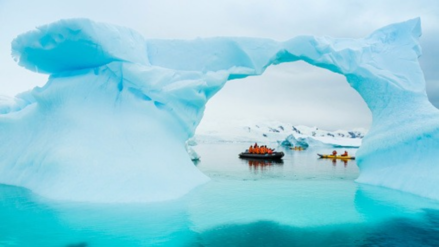 Video | Pasaje de Drake, el peligroso peaje para llegar a la Antártida