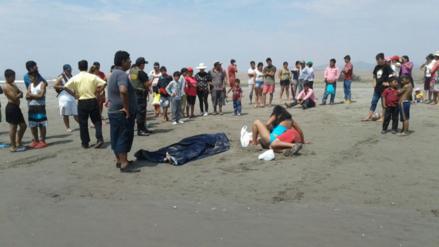 Tres ahogados dejó fin de semana en playas de Cañete