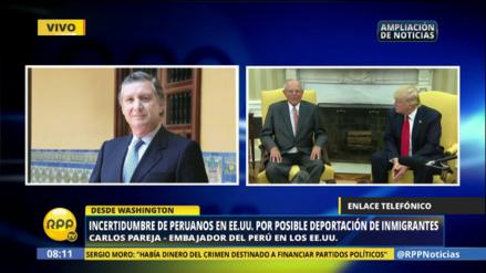 """Carlos Pareja: """"Donald Trump no conoce mucho sobre Latinoamérica"""""""