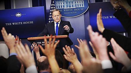 La Casa Blanca revisó celulares de sus empleados en búsqueda de traidores