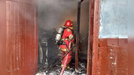 Casa Grande: bomberos sufren por falta de apoyo