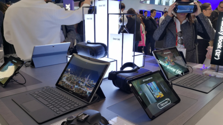 MWC 2017: Samsung presentó nuevas tablets y 2 en 1