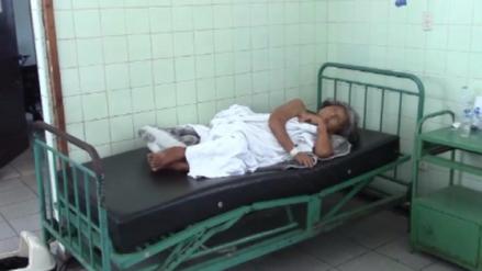 Chiclayo: abandonan a paciente con esquizofrenia en hospital Las Mercedes