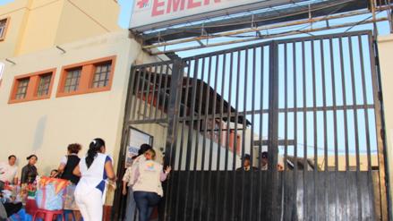 Mezclaban residuos hospitalarios con basura en el hospital de Chiclayo
