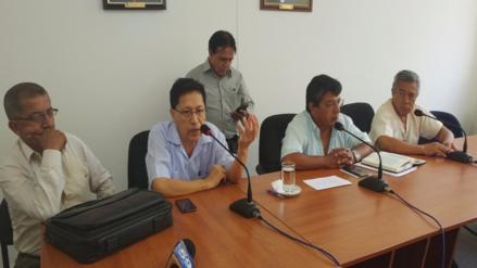 """Rector de UNPRG: """"Los integrantes del sindicato quieren boicotear esta gestión"""""""