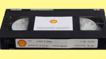 Hace 26 años Shell advirtió con este video los peligros del cambio climático
