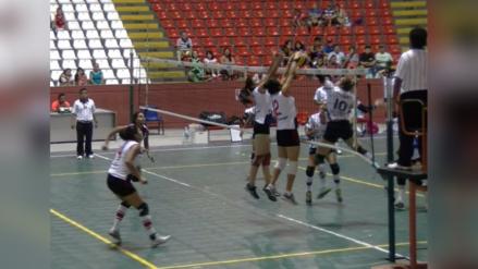 Voleibolistas trujillanas sueñan con ascenso a primera