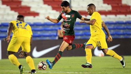 Comerciantes Unidos fue goleado en su debut en la Copa Sudamericana