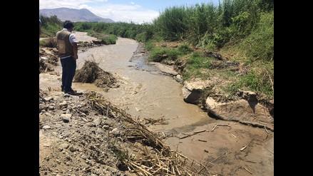 Mil hectáreas de cultivo afectadas por crecida del caudal del río Lacramarca