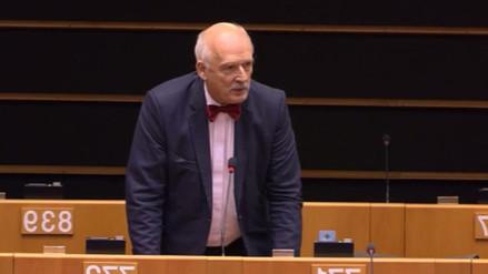Eurodiputado polaco: