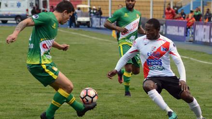 Sport Huancayo perdió 3-1 con Nacional Potosí por la Copa Sudamericana