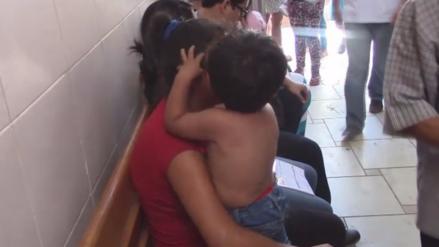 Al día diez niños ingresan por golpe de calor al hospital en Chiclayo
