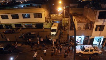 Un mayor de la Policía fue asesinado en mercado de Barrios Altos