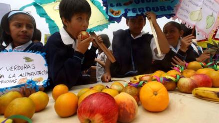 Especialista recomienda loncheras saludables y nutritivas para escolares