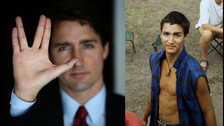 Justin Trudeau y las fotos que lo han vuelto popular en las redes sociales