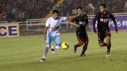 Sporting Cristal igualó 2-2 con Melgar en un partido que tuvo de todo