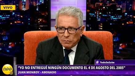 Juan Monroy: