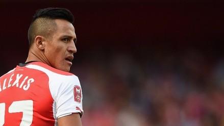 Fracasó la marcha en Chile para que Alexis Sánchez deje el Arsenal