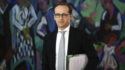 Ministro alemán de Justicia acusó a Turquía de