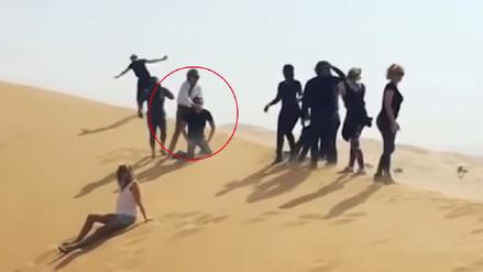 Rod Stewart fue muy criticado por video que simulaba una decapitación