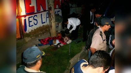 Cajamarca: murió menor atropellado por motocicleta policial