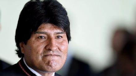 La salud de Evo Morales está controlada pero permanecerá en Cuba