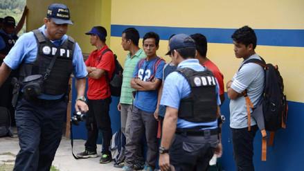 Más de mil inmigrantes ilegales fueron detenidos este año en Honduras
