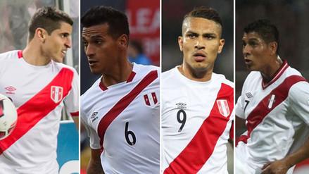 Gareca dio la lista de convocados para los duelos ante Venezuela y Uruguay