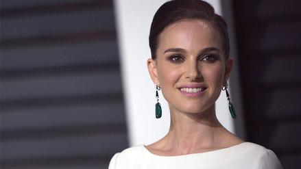 Natalie Portman dio a luz a su segunda hija
