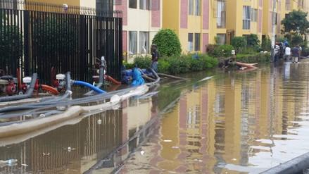 Entregan 10 motobombas a Epsel para continuar con emergencia por lluvias