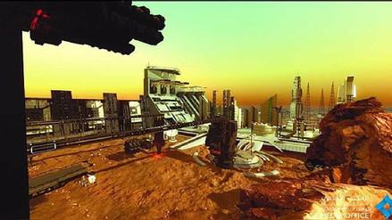 Emiratos Árabes Unidos quiere construir un Dubai en Marte para el 2117