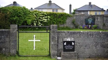 Hallan numerosos niños enterrados en una fosa de un convento irlandés