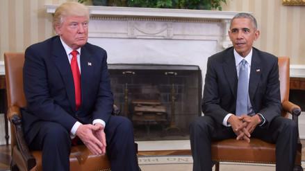 Obama respondió a las acusaciones de Trump sobre supuesto 'chuponeo'
