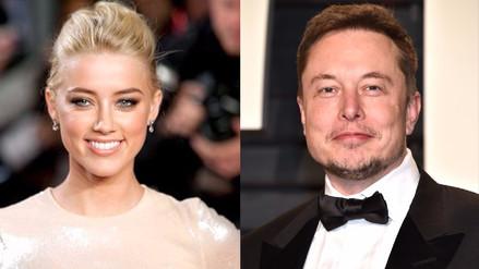 Amber Heard inicia romance con millonario empresario automotriz