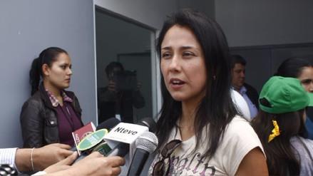 Nadine Heredia fue citada por la Fiscalía para responder por muerte de Fasabi