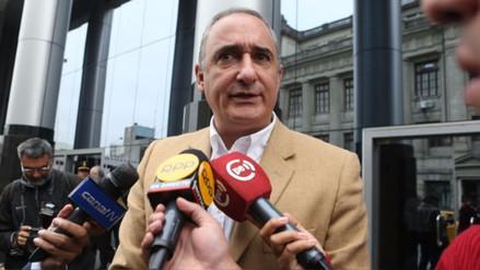 Alex Kouri recibió visitas irregulares en el penal de Piedras Gordas